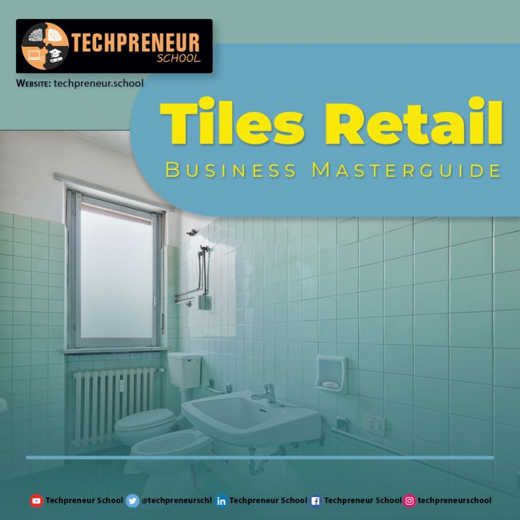 Tiles Retail Business poster